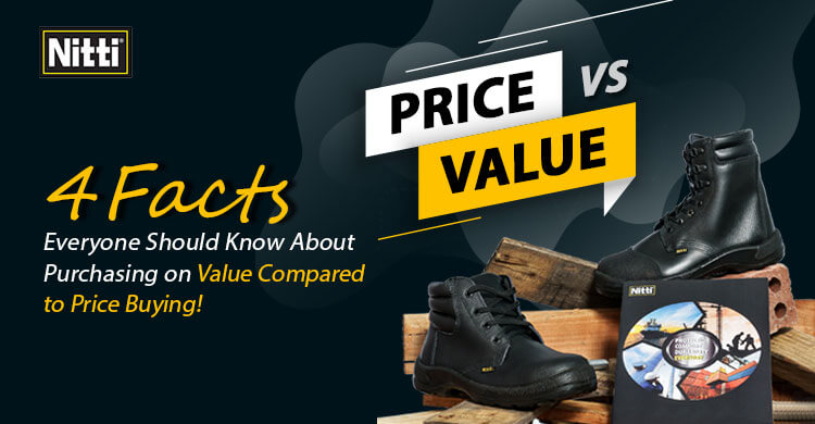 4 Facts Everyone Should Know About Purchasing on Value Compared to Price Buying!