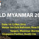 BUILD Myanmar 2016