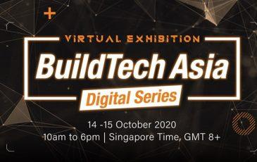 BuildTech Asia Virtual Exhibition 2020