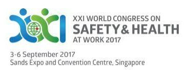 Nitti will join the XXI World Congress on Safety & Health