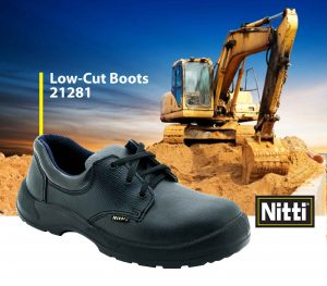 Low-Cut Boots 21281
