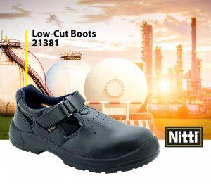 Low-Cut Boots 21381