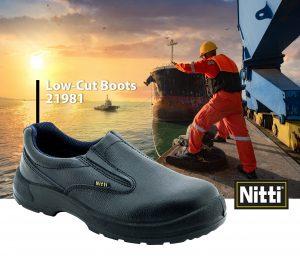 Low-Cut Boots 21981