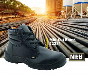 Mid-Cut Boots 22281
