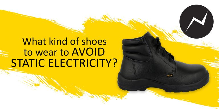 What Kind Of Shoes To Wear To Avoid Static Electricity?