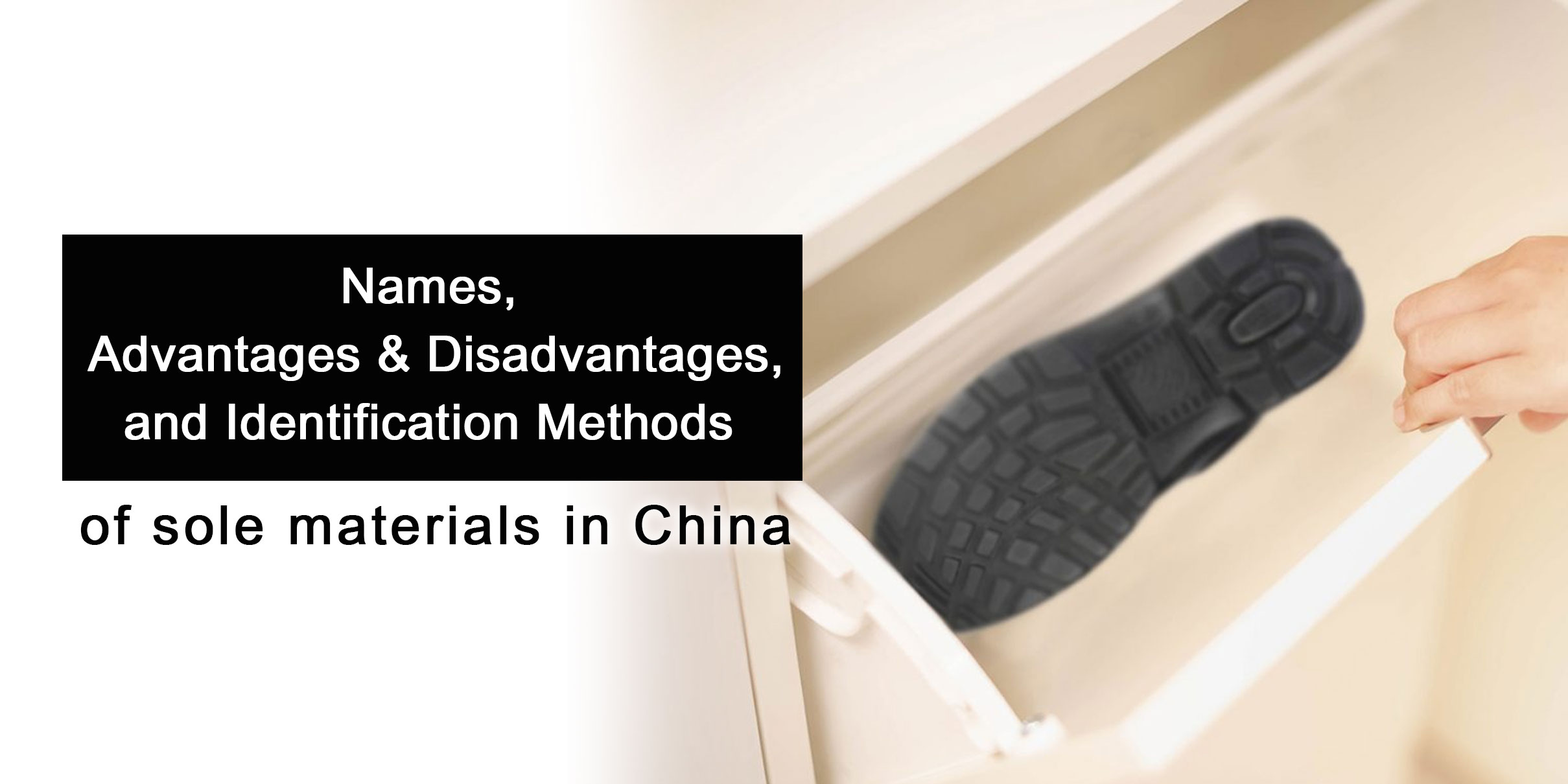 Sole Materials in China