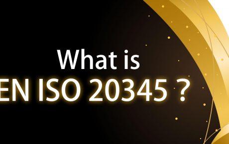 What is EN ISO 20345?